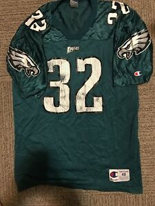 more photos ea5f5 bcdd2 vintage philadelphia eagles jersey