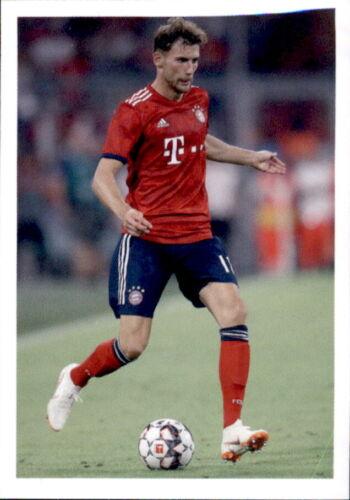 Sticker 75 Leon Goretzka Panini FC Bayern München 2018//19