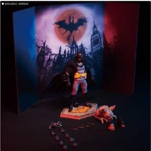 blacktoyz 3901dx 1 12 Heroes 19th Century Dark Knight Mini Figure Toy Deluxe ver.