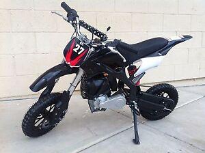 Brand New Automatic Sportster 40cc Upgraded Mini Dirt Bike