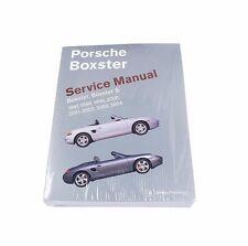 bentley porsche boxster service manual 1997 2004 pr8003004 ebay rh ebay com porsche boxster repair manual pdf porsche boxster shop manual pdf