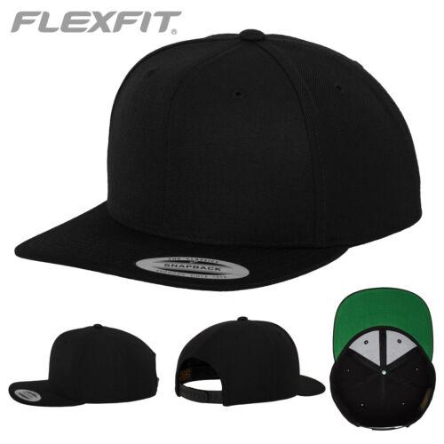 Original FLEXFIT ® snapback CAP Casquette Capuchon snap Back OSFA 6089
