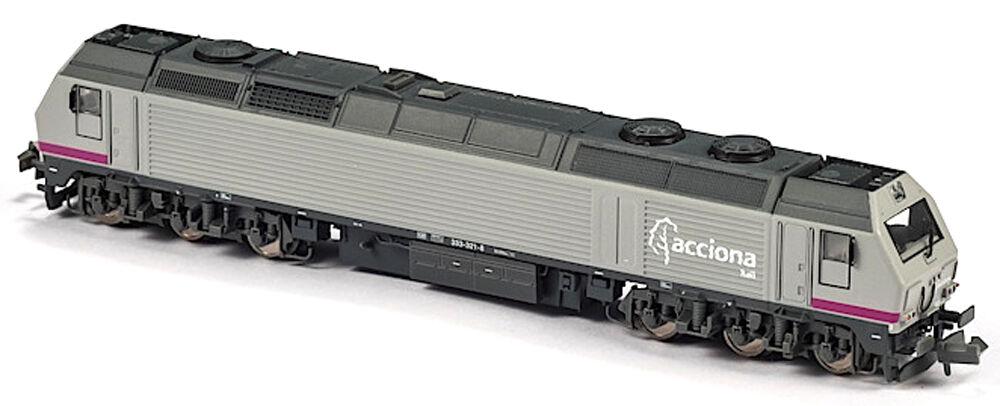 Mftrain - ref.N13348 - Locomotora diesel 333.321.8  Rosco  Acciona Rail