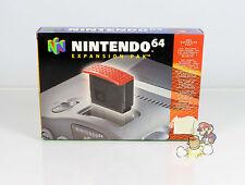 Expansion Pak ( Nintendo 64 / N64 ) * TOP * CiB * KOMPLETT * OVP *