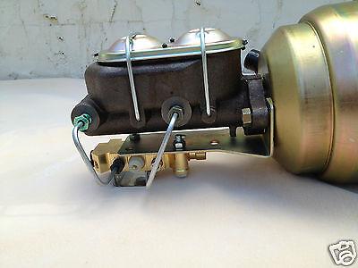 "Mopar 7/"" brake booster /& 1 1//8/"" bore master cylinder NEW warranty"