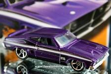 2012 Hot Wheels #120 Muscle Mania Ford '73 Ford Falcon XB purple