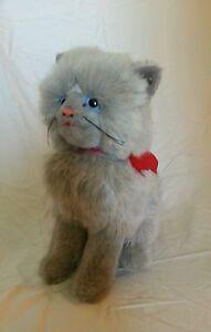 "Steiff ""Minka"" Cat 1982"