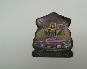 """NEW RETIRED HOMIES /""""THE TOWN I LIVE IN/"""" STICKER 1999"""