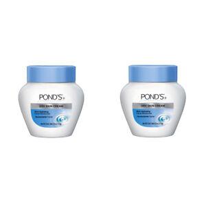 2-Pack-Ponds-Cream-Dry-Skin-3-9-oz-Facial-Moisturizer