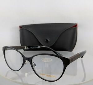 Brand-New-Authentic-Tory-Burch-Eyeglasses-TY-1044-3079-Black-Wood-52mm-Frame