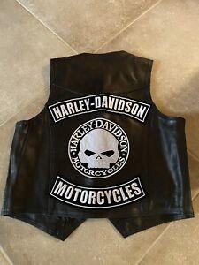 Harley Davidson Kutte