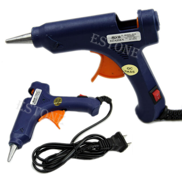 Hot New Professional Mini Electric Heating Hot Melt Glue Gun 20W