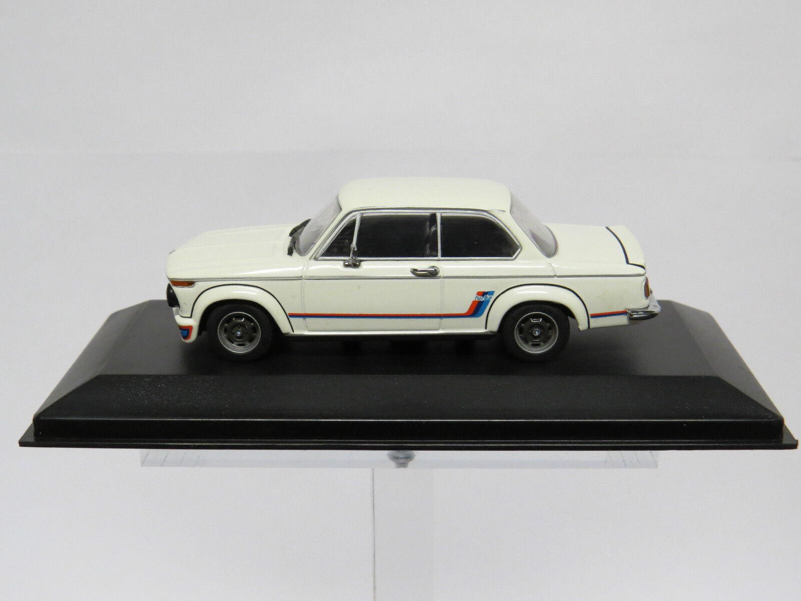 BMW 2002 Turbo 1973-1974 Cream 1 43 Minichamps Nr. 430022200