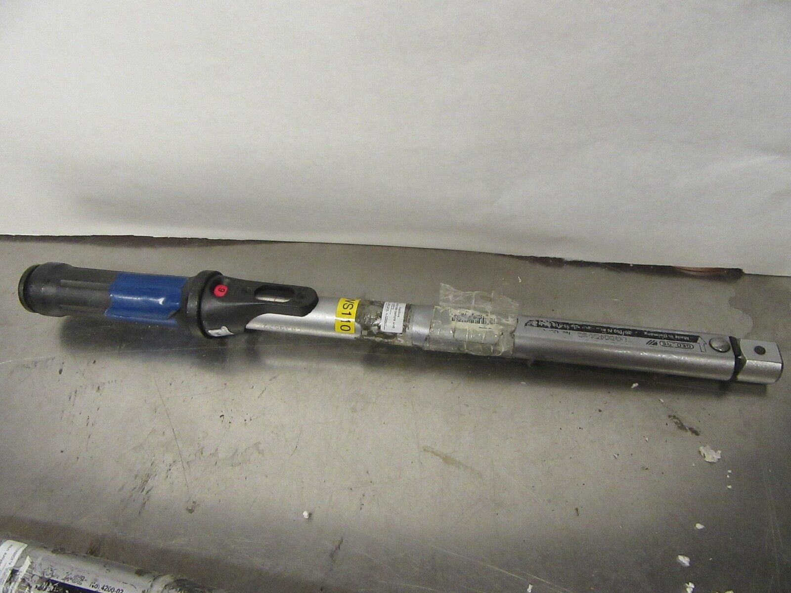 O127 GEDORE TORCOFIX-SE 15-110 LBF FT 20-50 N m MECHANICAL TORQUE WRENCH