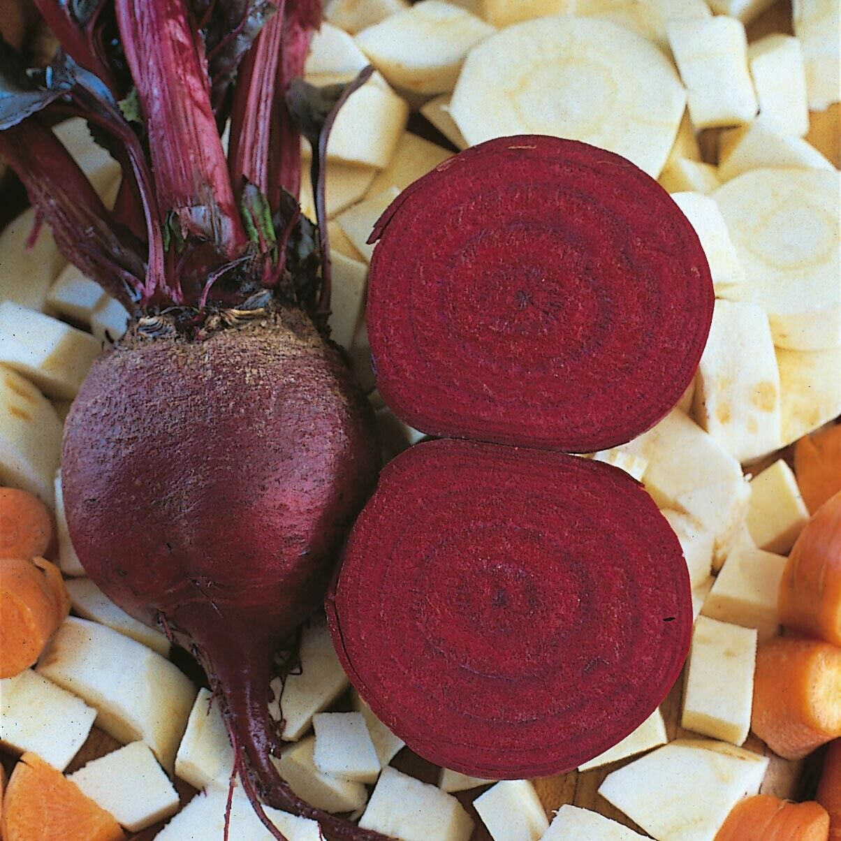 (165)'KINGS' QUALITY beet root detroit two seeds - salad Vegetable