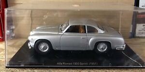 DIE-CAST-034-ALFA-ROMEO-1900-SPRINT-1951-034-SCALA-1-24-AUTO-VINTAGE