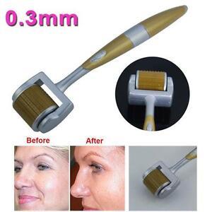 ZGTS-Micro-Needle-Titanium-Derma-Roller-Skin-Anti-Aging-Cellulite-Scars-0-3mm-1