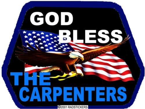 God bless the carpenters CC-5