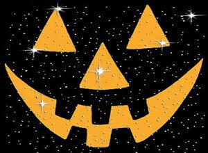 PLUS SIZE Prettiest Pumpkin In The Patch Glittery T-Shirt T19087F Rhinestone