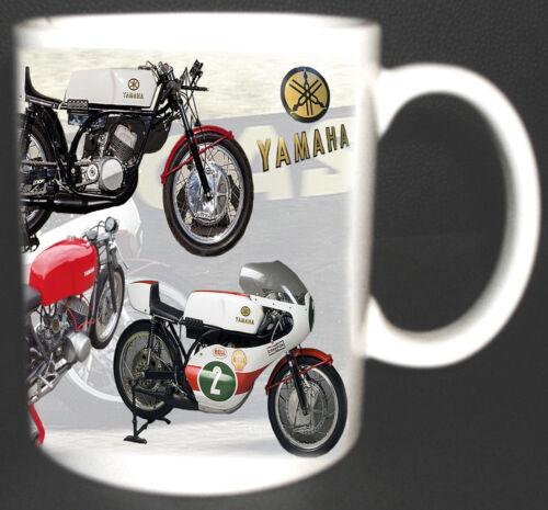 YAMAHA TD2 CLASSIC MOTORBIKE MUG 1969//70 TD1 * LIMITED EDITION