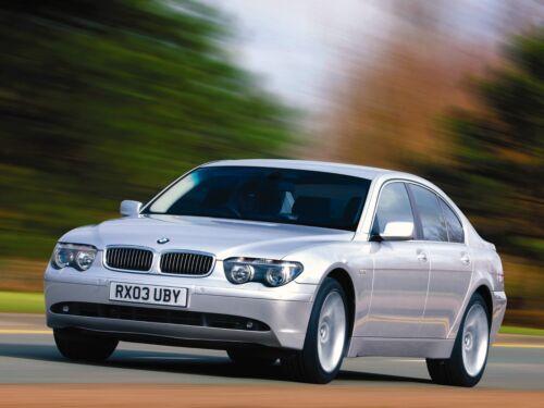 BMW SERIE 7 E65 E66 gli utenti proprietari MANUALE 2002-2008-LEGGI