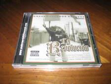 Chicano Rap CD La Revolucion - Young Spanks Lil Chip Duende Lawgik Crooked Stilo