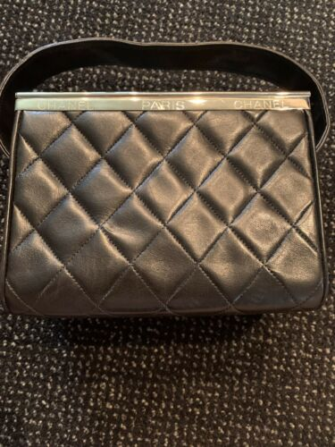 Chanel Vintage Box Bag
