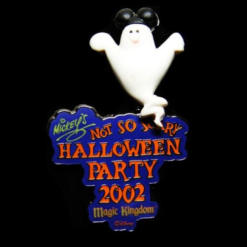 2002 'Not So Scary Halloween Party' Disney Pin LE 7500