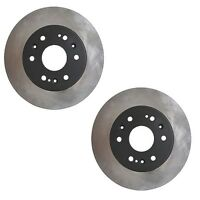 Cadillac Escalade 05-11 Set Of 2 Front Disc Brake Rotors Original Performance