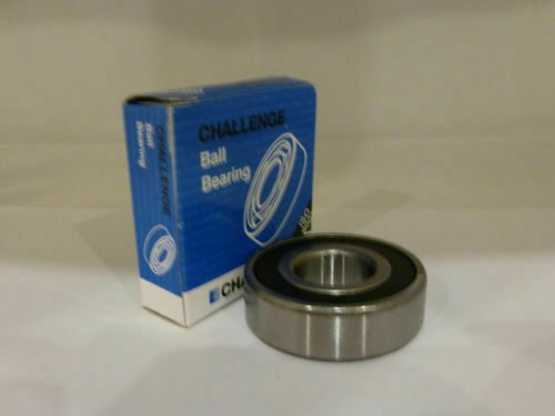 HIGH QUALITY CHALLENGE 6200-6209 2RS C3 RUBBER SEALED BALL BEARINGS PACK OF 10