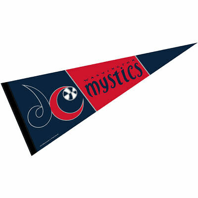 WinCraft Washington Mystics Pennant Banner Flag