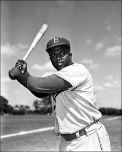 Jackie-Robinson-5-Photo-8X10-Brooklyn-Dodgers-Buy-Any-2-Get-1-FREE