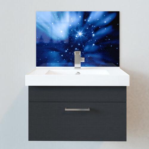 Digital évier splashbacks-Made by Gamme Premier-Deep Space