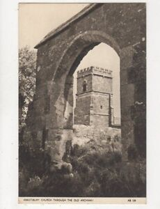 Abbotsbury Church Through The Old Archway 1961 Postcard 745a - Aberystwyth, United Kingdom - I always try to provide a first class service to you, the customer. If you are not satisfied in any way, please let me know and the item can be returned for a full refund. Most purchases from business sellers are protected by - Aberystwyth, United Kingdom