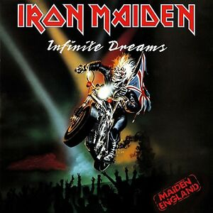 IRON-MAIDEN-INFINTE-DREAMS-LIVE-VINYL-SINGLE-NEU
