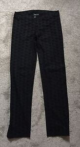 sexy-Ladies-trousers-lace-look-size-8