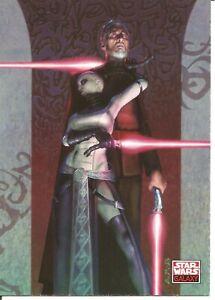 Star Wars Galaxy Promo Trading Card #P1