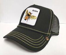 fd6ade7cbed Goorin Bros. Men s Queen Bee Animal Farm Trucker Cap Black One Size ...