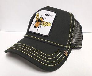952580db61c92 Goorin Bros Bold Hatmakers 101-0245 Queen Bee Snap-Back Black ...