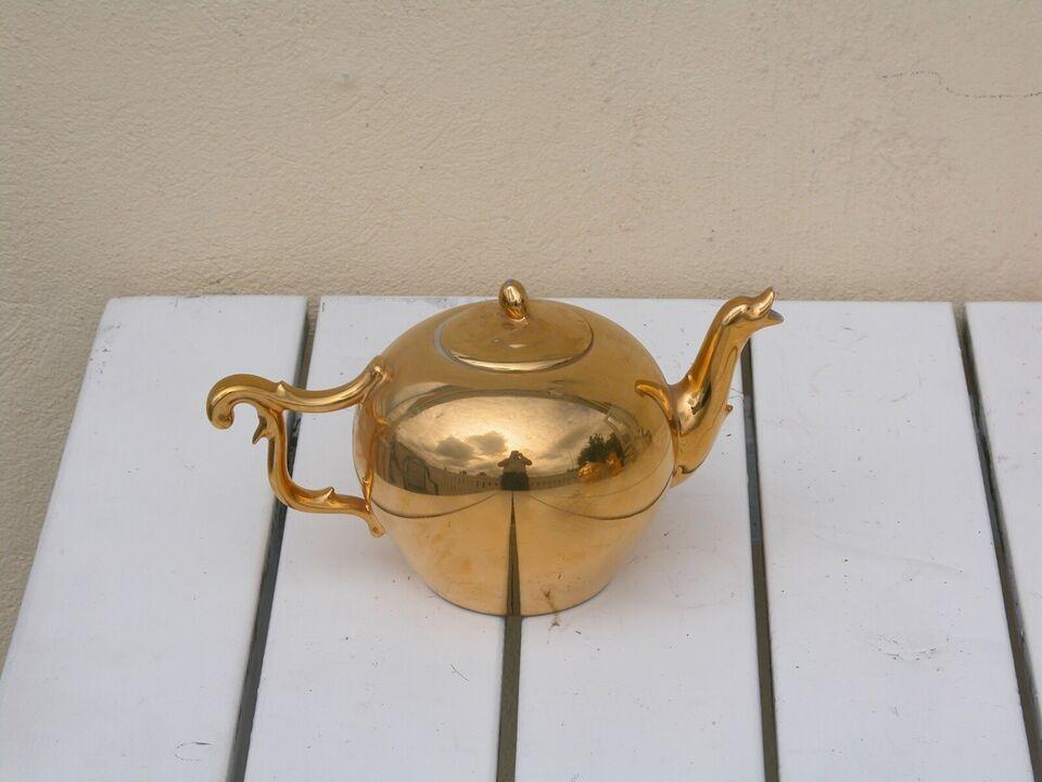 Porcelæn, Te/kaffe kande, Suisse Langenthall