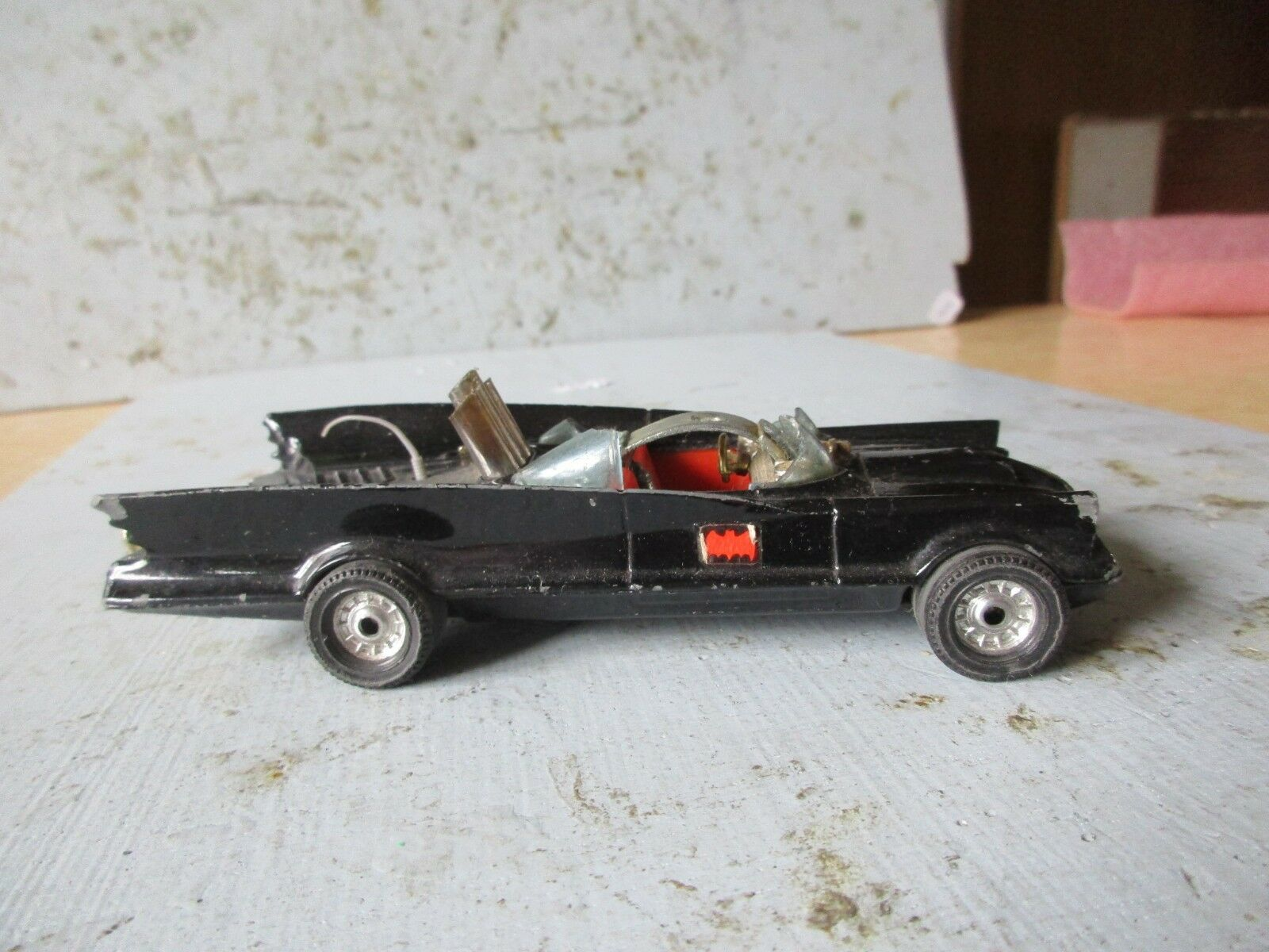 Gorgi Toys  Batmobile