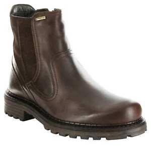 Details zu Marc Stiefel Boots braun Leder Warm Herren Schuhe GORE Paul 1.237.04 57 t.d.moro