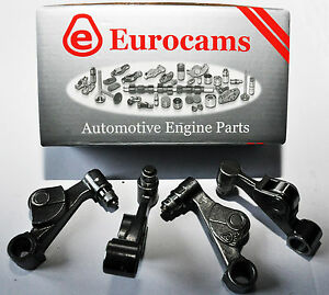 AUDI-A3-A4-A6-2-0-TDI-d-039-ingresso-Rocker-ARMS-Set-4-PZ