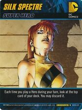 SILK SPECTRE DC Comics Deck Building Game WATCHMEN Oversized card