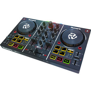 NUMARK-PARTY-MIX-DJ-CONTROLLER-WITH-BUILT-IN-LIGHT-SHOW