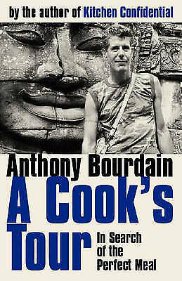 1 of 1 - A Cook's Tour by Anthony Bourdain, Book, New (Paperback)