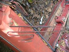 1963 buick special convertible torque bars for trunk hinges