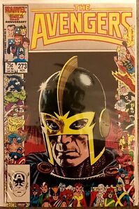 AVENGERS-273-BLACK-KNIGHT-COVER-MARVEL-COMICS-1986-MOVIE-KIT-HARRINGTON