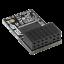 miniatuur 1 - ASUS TPM-M R2.0 Module   Windows 11   Security Card   14-1 pin   90MC03W0-M0XBN1