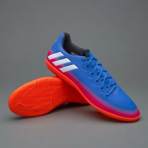hot sale online ad927 dafb3 Image is loading ADIDAS-Men-039-s-Messi-16-3-Indoor-